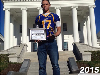 Mitchell QB of the Year!