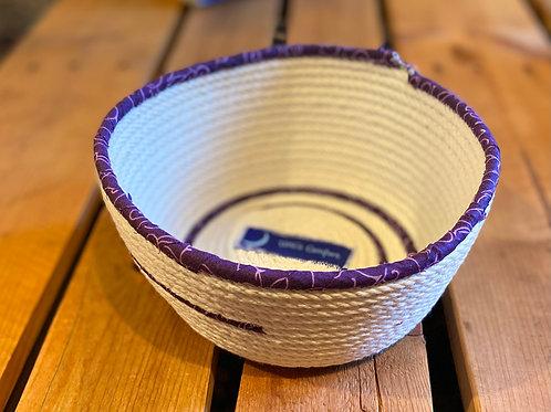 Purple Swirl