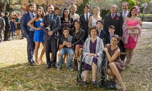 Carlos Chamarro comienza el rodaje de 'Algo que celebrar', la nueva comedia de Antena 3