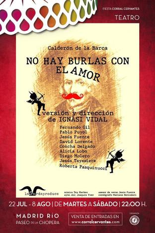 NO HAY BURLAS CON EL AMOR