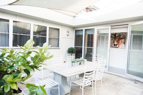 Villa Alfresco + BBQ area