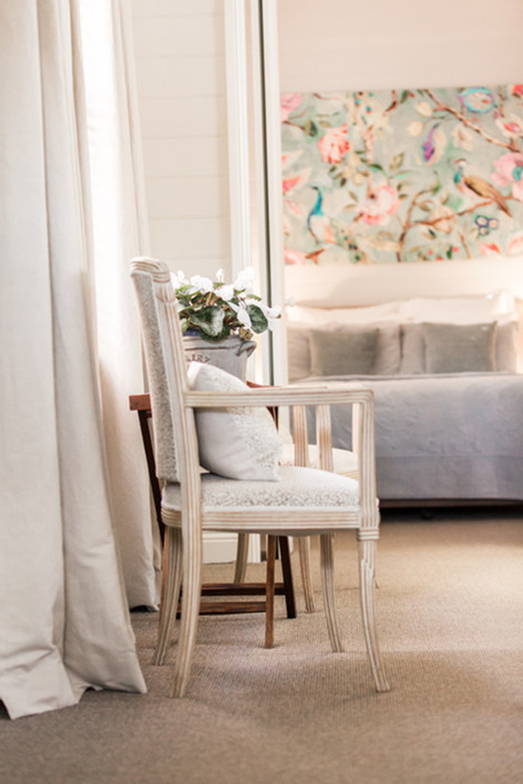 Luscious furnishings