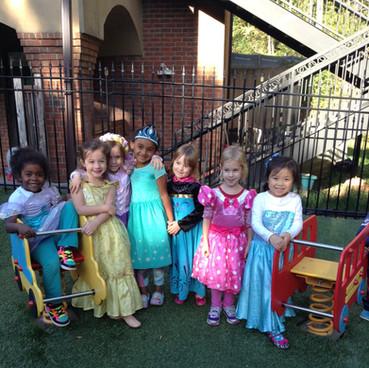 Princess Ballet Camp