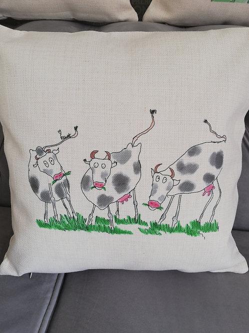 Moo-tivation - cushion