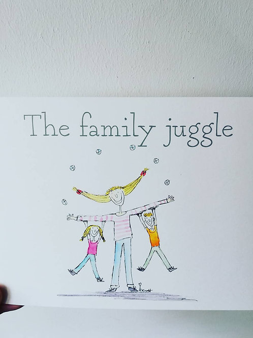 The family juggle