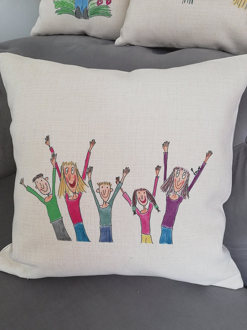Hurray - cushion
