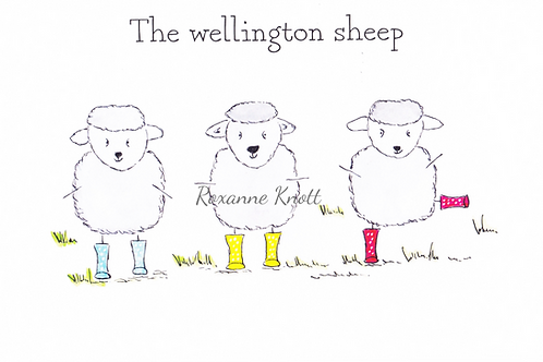 The wellington sheep