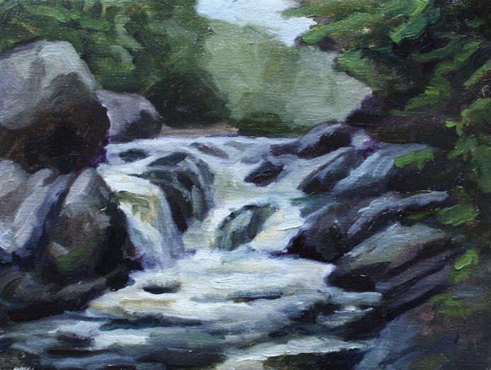 Stone Valley Falls