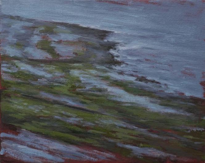 Burren Coastline