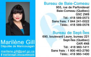 action_chomage_cote_nord_marilene_gill