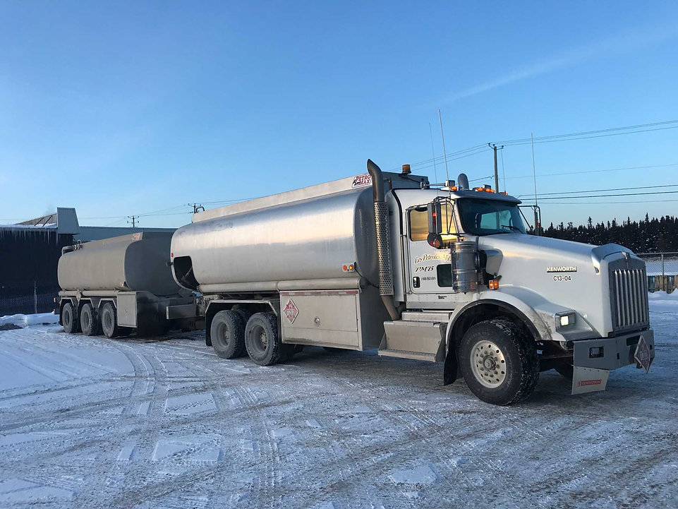camion produits petroliers
