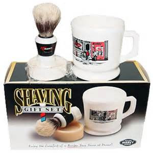 Marvy Shaving Gift Set