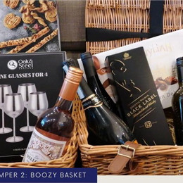 2 – The Boozy Basket