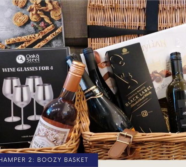 2 – The Boozy Basket