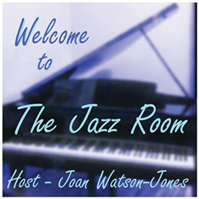 """Logo for """"The Jazz Room"""""""