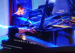 Joan Watson-Jones Solo Piano performance at Chelmsford Center for the Arts