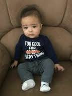 Matthew Aiden Lopez, 5 months old, COD: blunt force trauma by babysitter