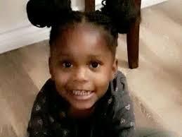 Zaraellia Thompson, 4-years-old COD: abuse 4 prior DCFS referrals