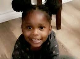 Zaraellia Thompson, 4-years-old COD: abuse 4 prior DCFS referrals