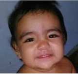 Rosario Torres, 1-years-old 2 prior DCFS referrals, COD: domestic violence, father stabbed her then lit apartment on fire, then stabbed himself, and jumped out of a window