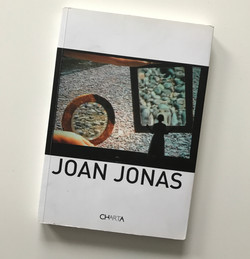 'Joan Jonas: a critical biography'