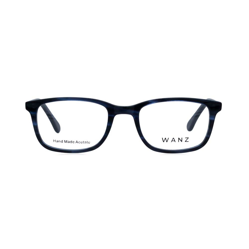 Ryan Acetate Eyeglasses Navy Blue