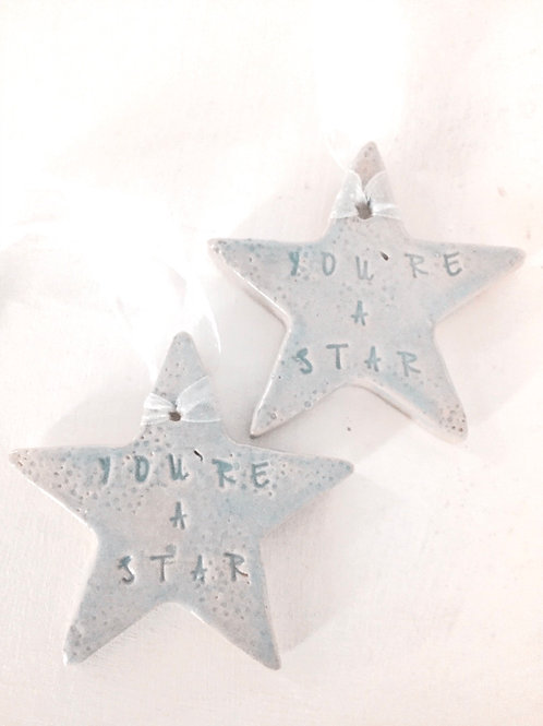 You're a Star hanging decoration