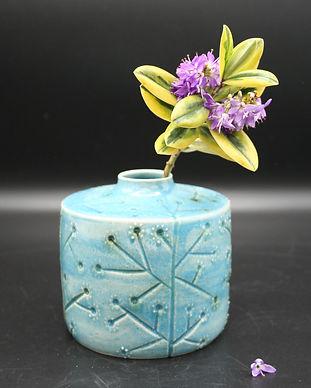 Spring blossom pot with flower stem.jpeg