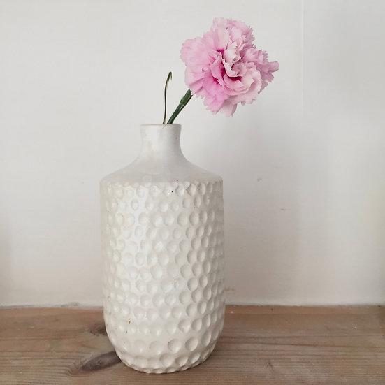 Shell stem vase