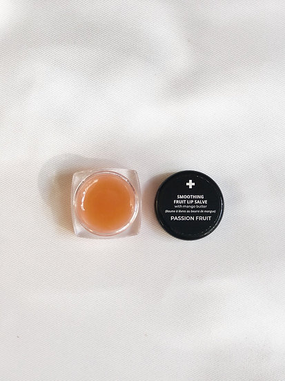 Smoothing Fruit Lip Salve in Passion Fruit