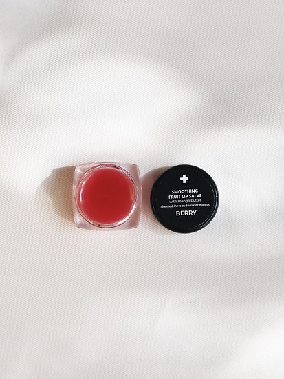 Smoothing Fruit Lip Salve in Berry