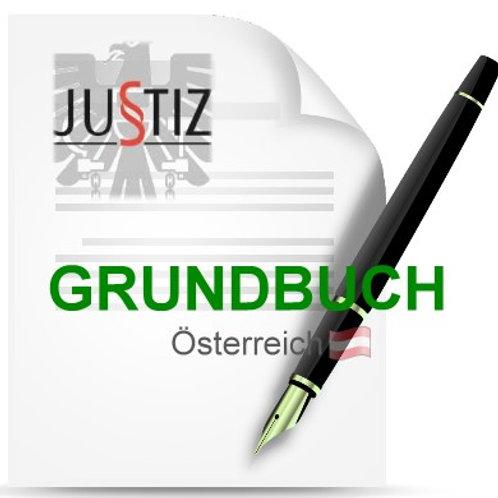 Grundbuchauszug + Kaufvertrag