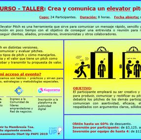 C. Curso Taller_Crea y comunica un eleva