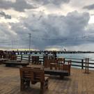 Malecón y muelle
