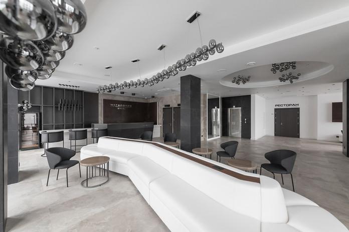 Мегаполис отель Набережная