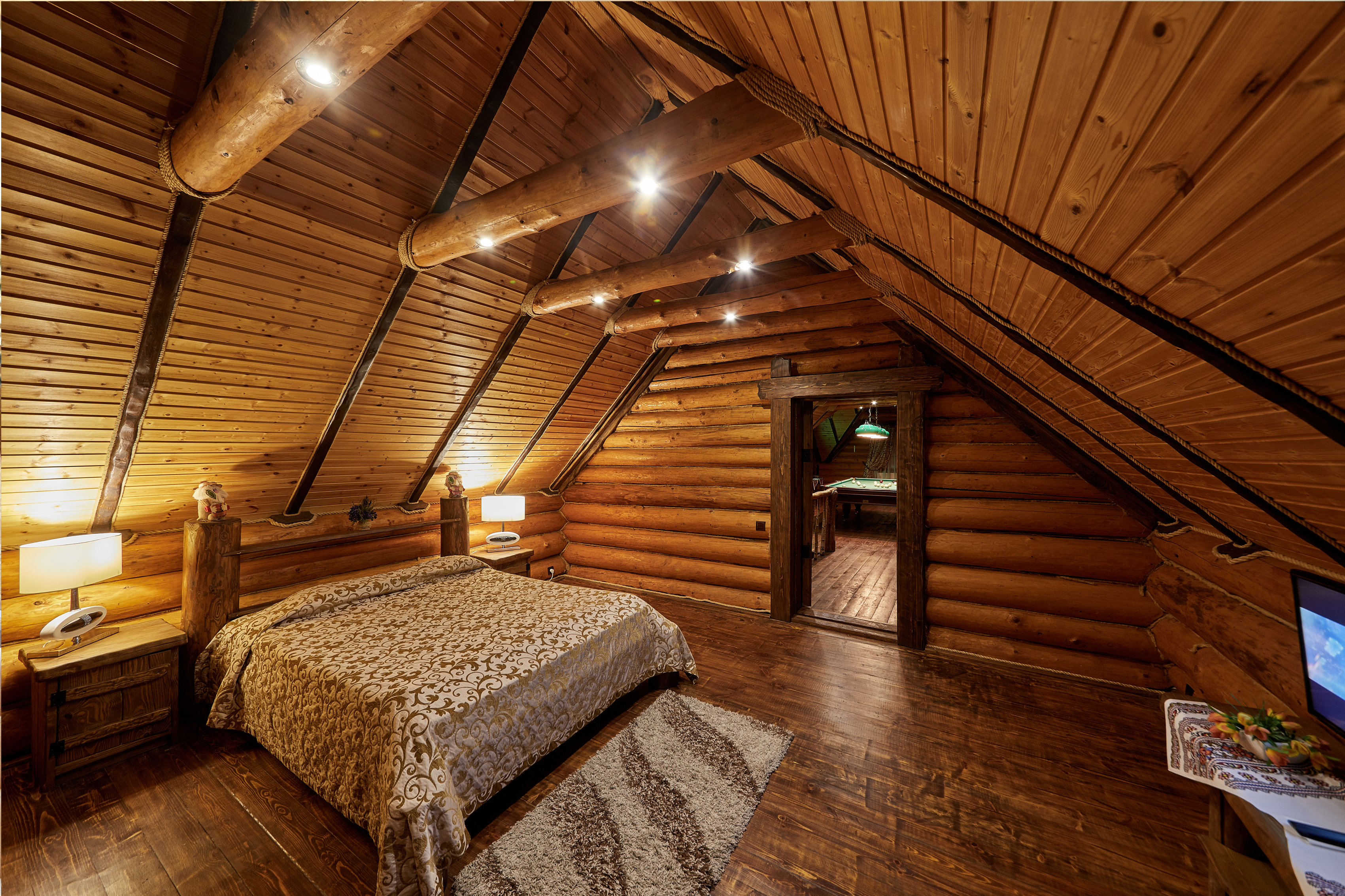 Комнаты отдыха в банях