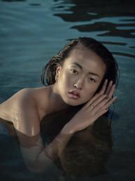 Asian Beauty by Sacha Hoechstetter
