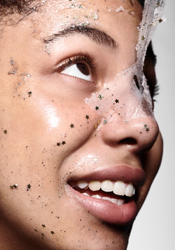BLAUBLUT EDITION Photo Agency Face Mask.