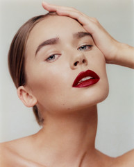 Red Lips by Ryan Conduit