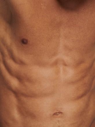 The Male Body by Manuel Pandalis