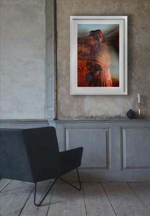 ARTWORK ©Sacha Tassilo Hoechstetter INTERIOR @Bruunmuch Furniture