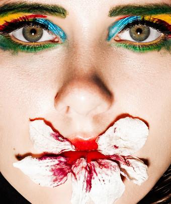 Colourful Eyeshadow by Elena Iv-Skaya