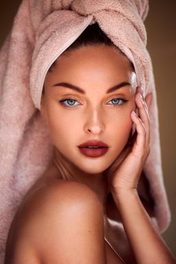 Towel Beauty by Marie Bärsch