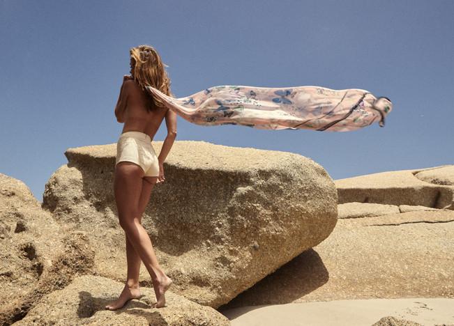 Summer Skin by Frauke Fischer-Ikeda