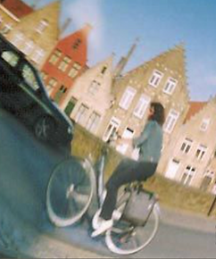 Des vélos sont disponible