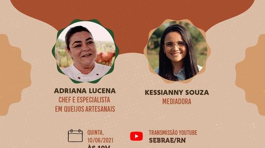 Evento: Seridó Rural - Papo sobre Queijo de Manteiga