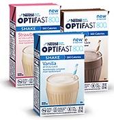 Optifast meal replacement