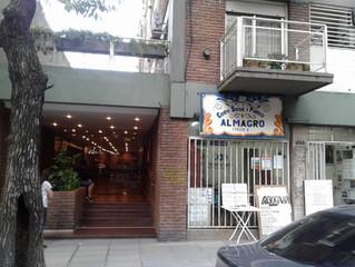 Alquiler Departamento de 2 Ambientes en Almagro