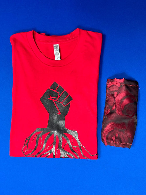 Motherland Roots (Red and Black)