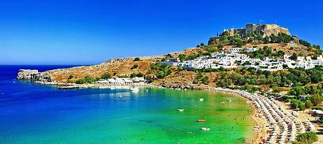 Rhodes-island-Lindos-bay-shutterstock_18